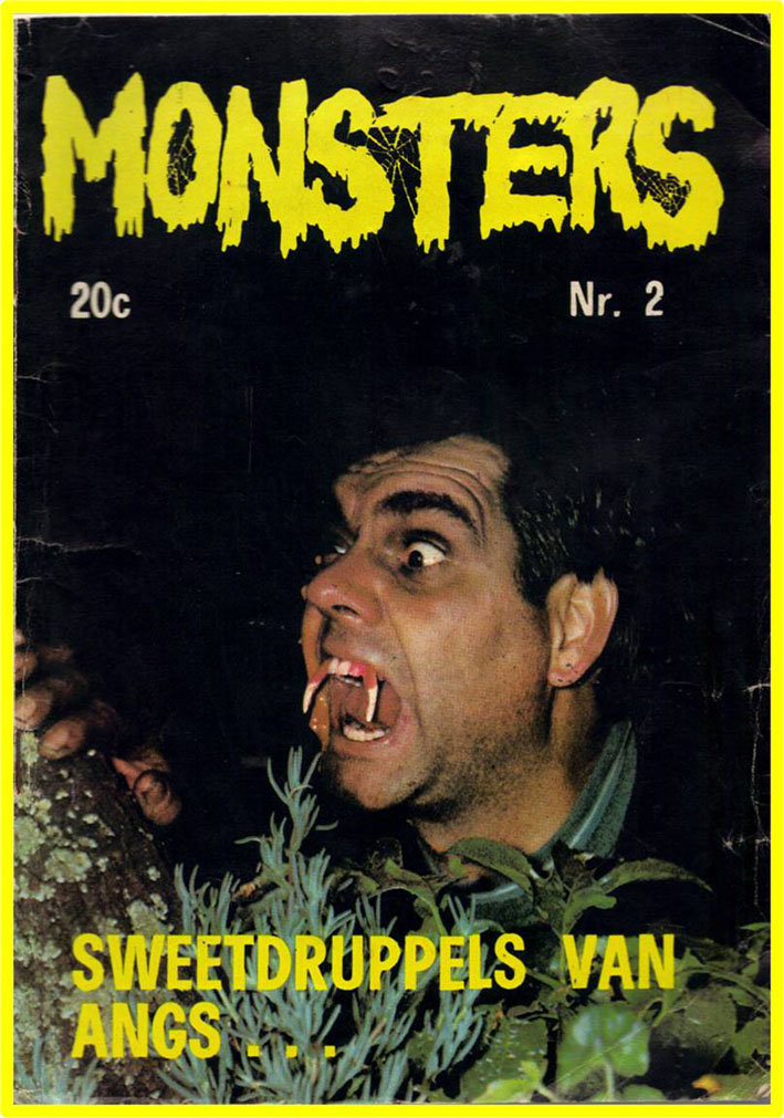 Monsters - Sweetdruppels van angs