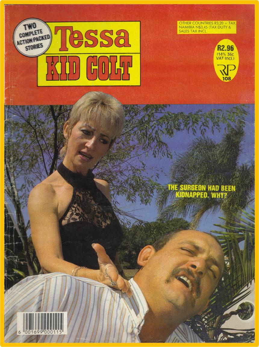 Tessa and Kid Colt - Hard as stone and Travelling man