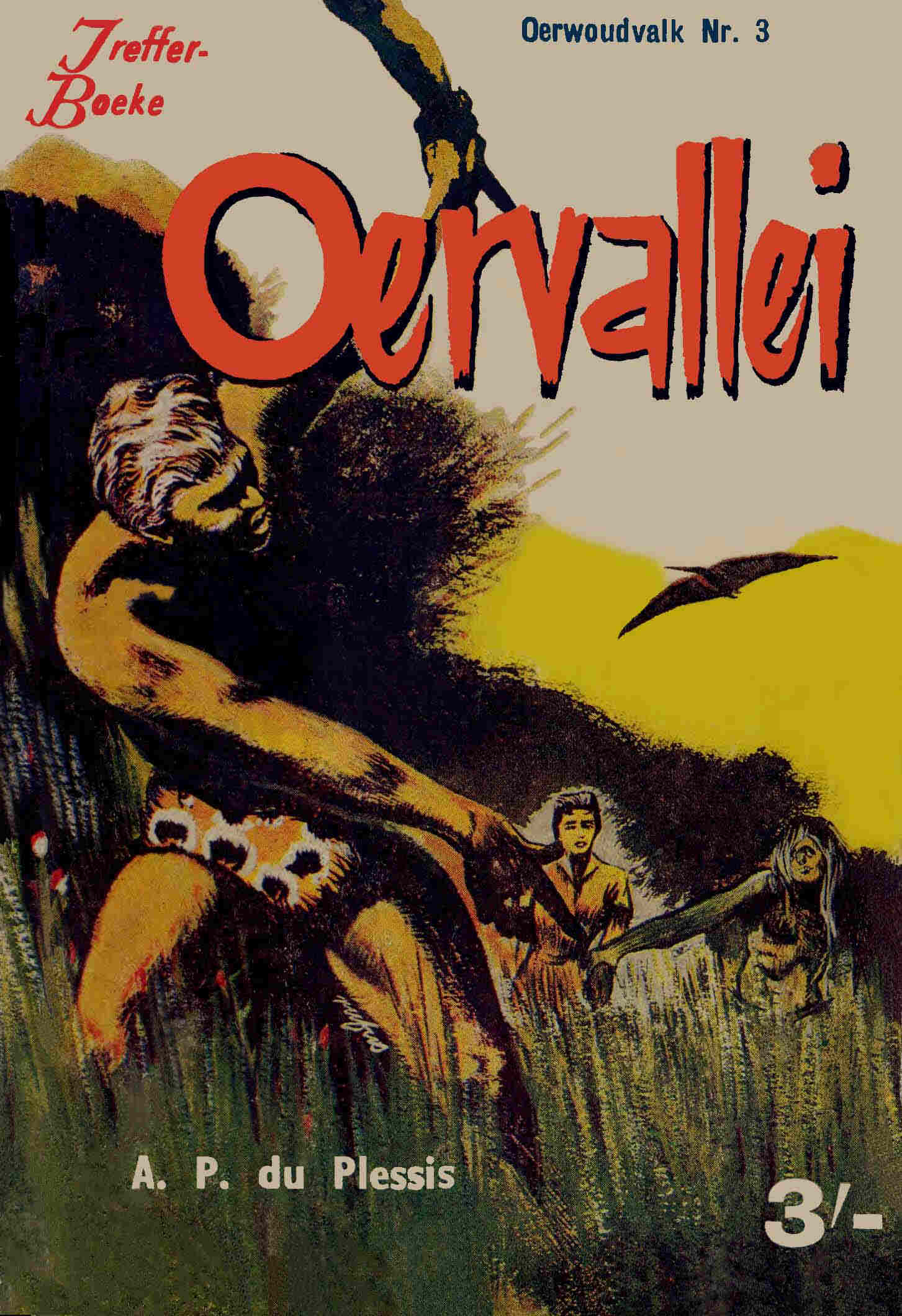 3. Oervallei - A. P. du Plessis (1959)
