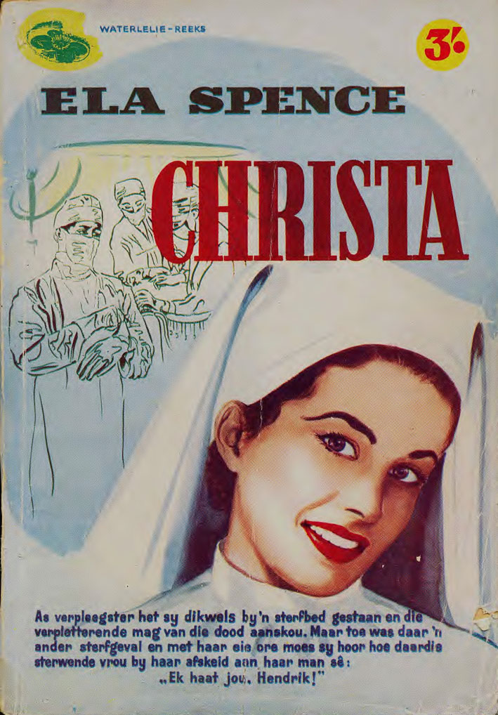 Christa - Ela Spence