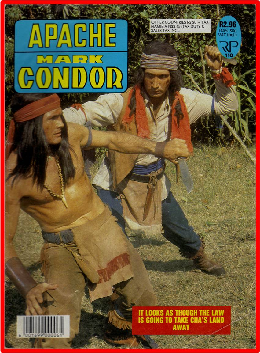 Apache and Mark Condor - Document of blood and Condor and the countess