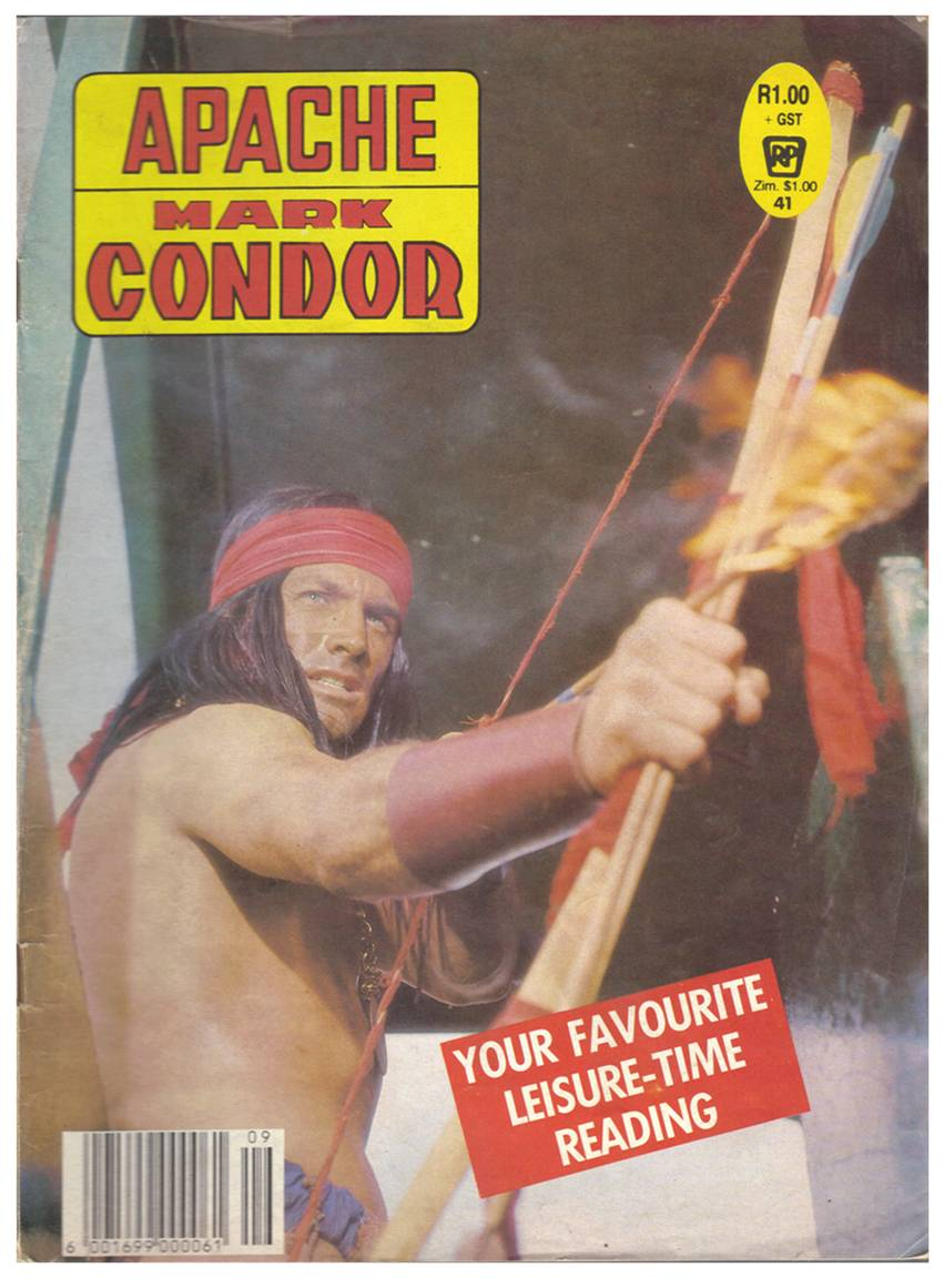 Apache and Mark Condor - Back from the grave and Never say die